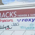 Commercial shopfront signwriting Maryborough