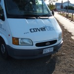 Vehicle signwriting Maryborough