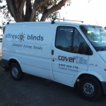 Vehicle signwriting St Arnaud