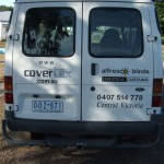 Maryborough vehicle signage