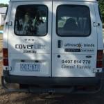 Maryborough vehicle signage